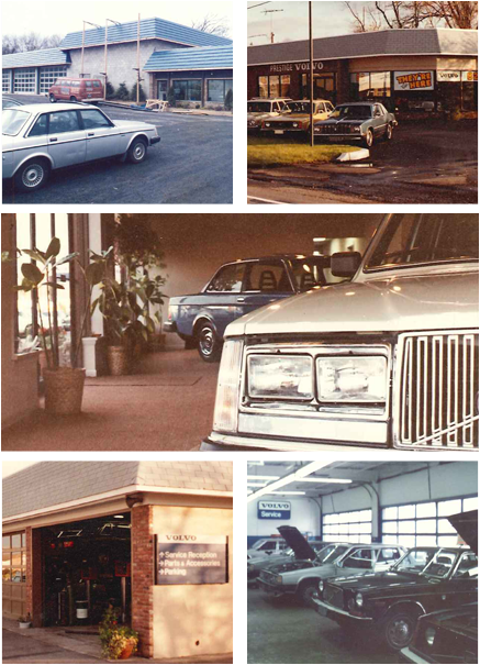 Prestige Volvo History | Committed to 100% Customer ...