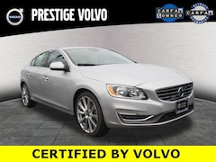 Used 2016 Volvo S60 T5 Drive-E Inscription Sedan 3754P for sale in East Hanover, NJ