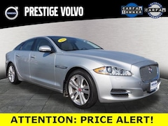 2014 Jaguar XJ Base w/ AWD Sedan