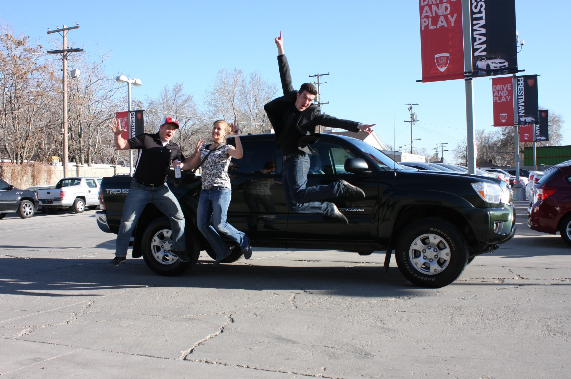 Best Family Truck >> Used Toyota Tacoma A Great Truck For Work And The Family