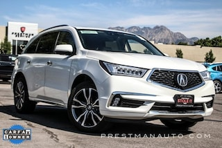 Buy a 2020 Acura MDX Advance SUV in Salt Lake