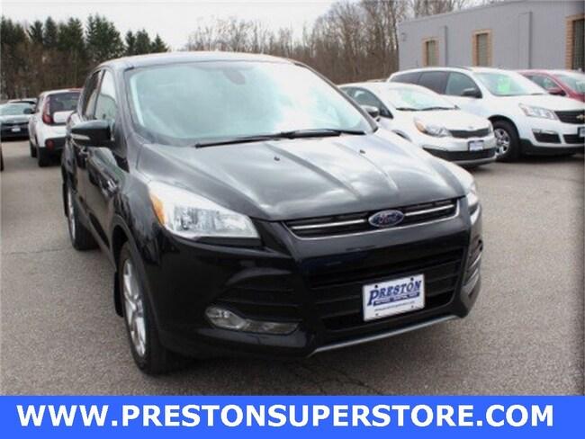 Used 2013 Ford Escape SEL SUV in Burton, OH
