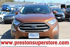 New 2019 Ford EcoSport SE SUV in Burton, OH