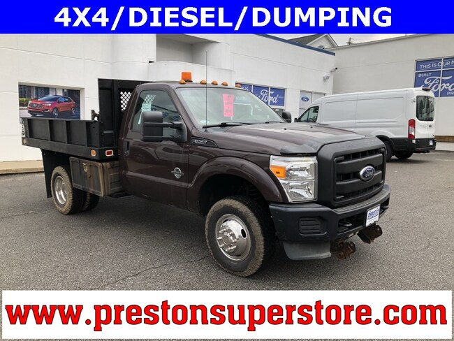 Used 2012 Ford F-350SD XL Truck in Burton, OH