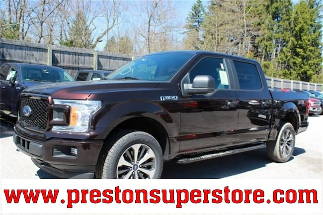 New 2019 Ford F-150 STX Truck in Burton, OH