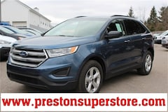 New 2019 Ford Edge SEL SUV in Burton, OH