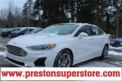 2019 Ford Fusion SEL Sedan in Burton, OH