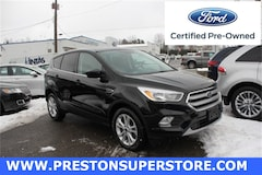CPO 2017 Ford Escape SE SUV in Burton, OH