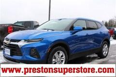New 2019 Chevrolet Blazer Base Utility in Burton, OH