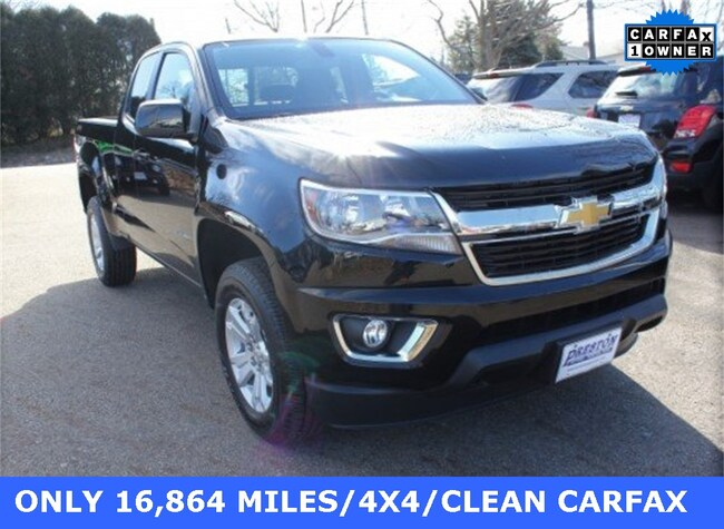 Certified Pre-owned 2016 Chevrolet Colorado LT Truck in Burton, OH