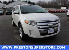 Used 2013 Ford Edge SEL SUV in Burton, OH