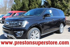 New 2019 Ford Expedition Limited SUV in Burton, OH