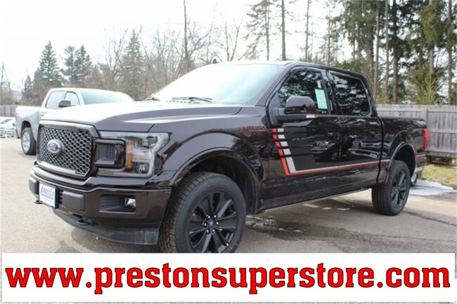 New 2019 Ford F-150 Lariat Truck in Burton, OH