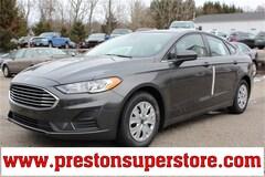 2019 Ford Fusion S Sedan in Burton, OH