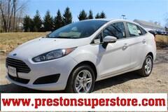 New 2019 Ford Fiesta SE Sedan in Burton, OH