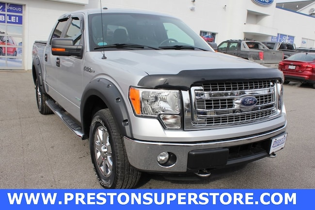Certified Pre-owned 2014 Ford F-150 XLT Truck in Burton, OH