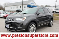 New 2019 Ford Explorer Limited SUV in Burton, OH