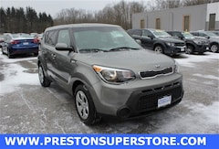 2014 Kia Soul Base Hatchback in Burton, OH