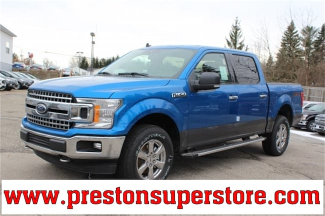 New 2019 Ford F-150 XLT Truck in Burton, OH
