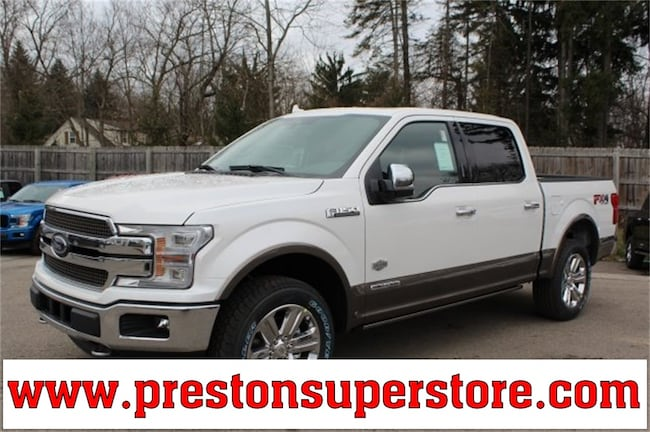New 2019 Ford F-150 King Ranch Truck in Burton, OH