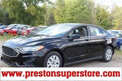 New 2020 Ford Fusion S Sedan in Burton, OH