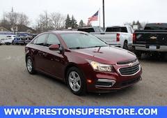 2015 Chevrolet Cruze 1LT Sedan in Burton, OH