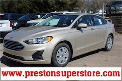 New 2019 Ford Fusion S Sedan in Burton, OH