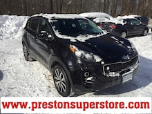 2017 Kia Sportage EX SUV