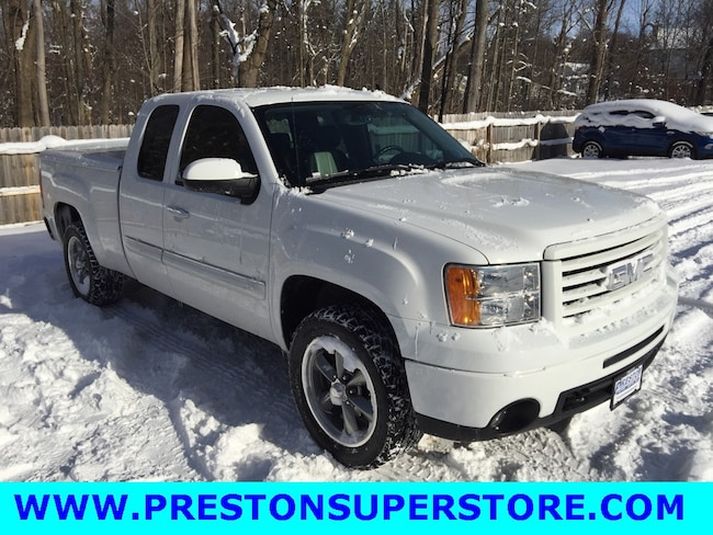 Used 2011 GMC Sierra 1500 SLT Truck Extended Cab in Burton, OH