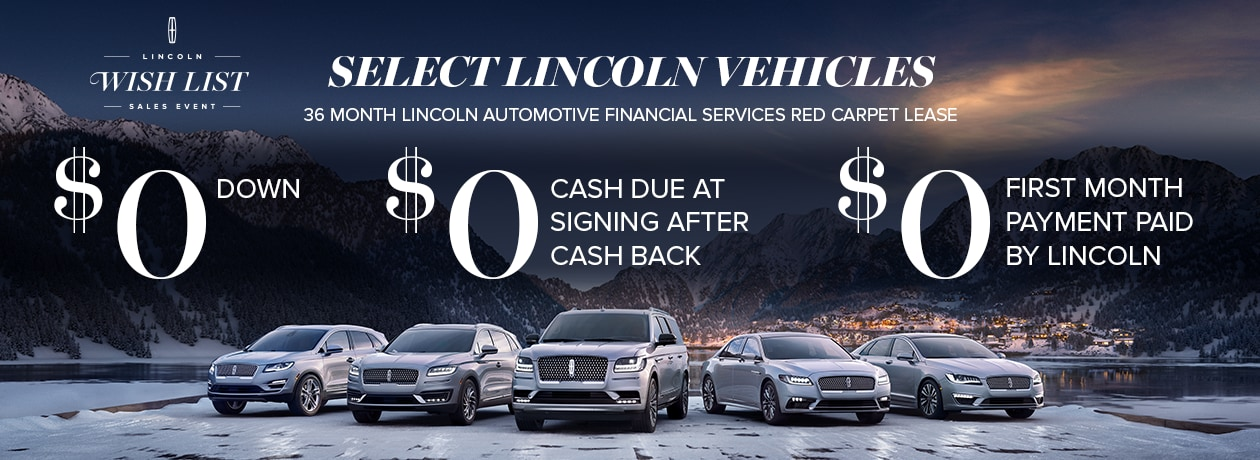 Lincoln Auto Financial Service