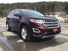 Used 2018 Ford Edge SEL SUV in Montpelier, VT