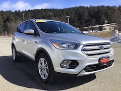 Used 2019 Ford Escape SE SUV in Montpelier, VT