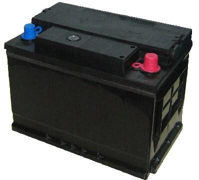 Manufacturer Battery Installed
