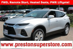 New 2019 Chevrolet Blazer Base Utility in Burton, OH