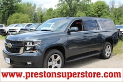 New 2020 Chevrolet Suburban LT SUV in Burton, OH