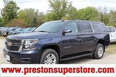 New 2020 Chevrolet Suburban LS SUV in Burton, OH