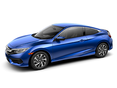 2018 Honda Civic LX Automatic. Lease For