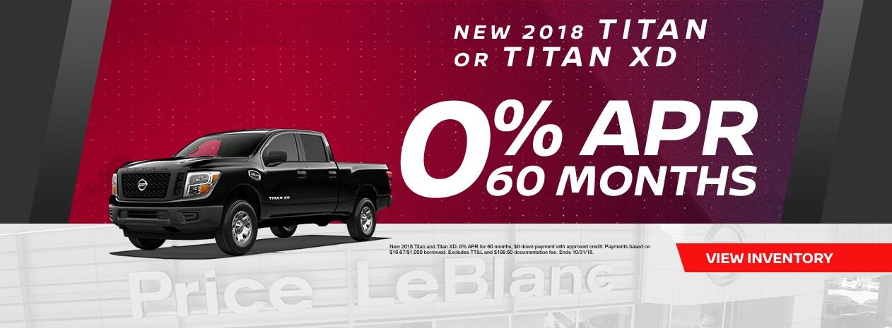 Price Leblanc Nissan | New Nissan dealership in Gonzales ...