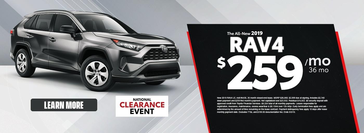 Toyota Dealership Baton Rouge LA | Serving New Orleans | Price