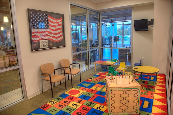 Kid Play Area at Price LeBlanc Toyota Baton Rouge pic