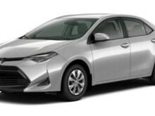 2017 Toyota Corolla LE CVT Automatic (GS) Car