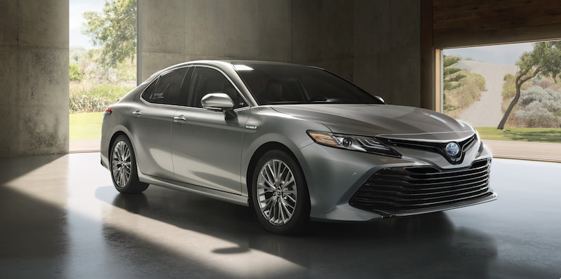 New 2018 Toyota Camry in Baton Rouge picture
