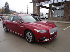2018 Lincoln Continental Premiere Car