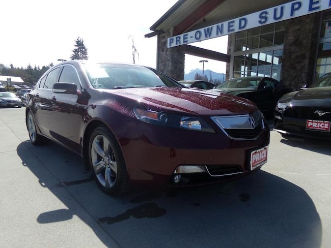 2013 Acura TL 3.7 Technology Sedan