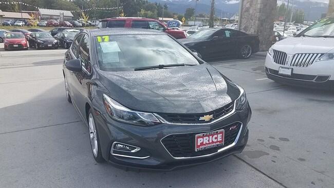 2017 Chevrolet Cruze Premier HB