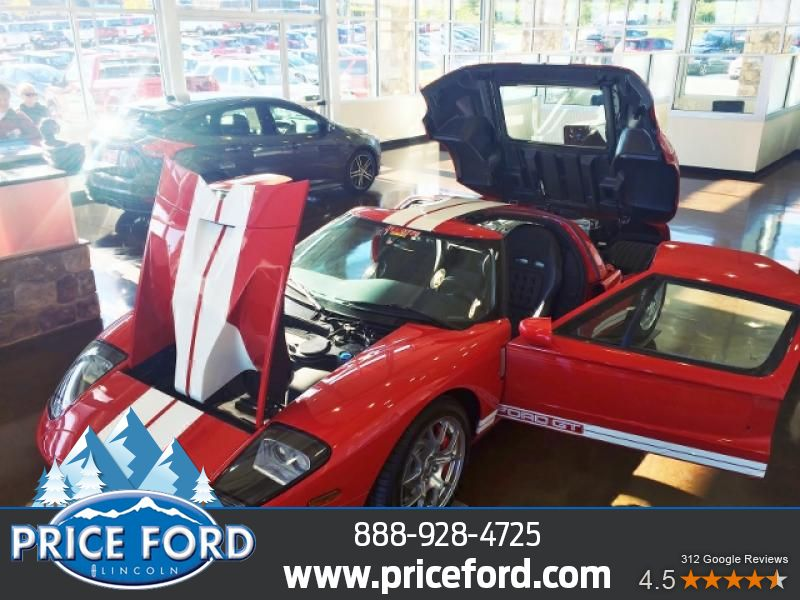 2006 Ford GT Base Cpe