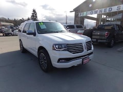 Used 2015 Lincoln Navigator Base 4DR 4X4 4WD