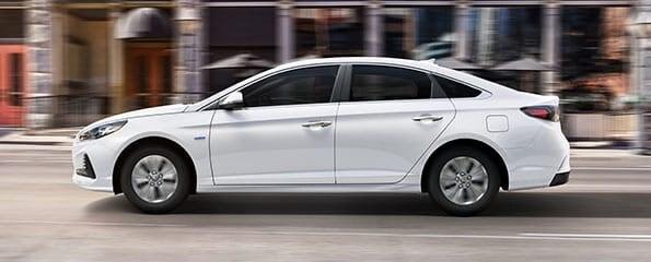 Hyundai Sonata Vs. Ford Fusion