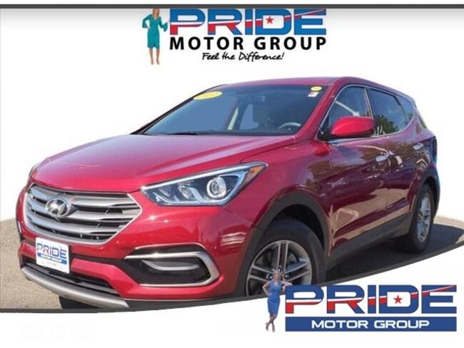 2017 Hyundai Santa Fe Sport 2.4 Base SUV