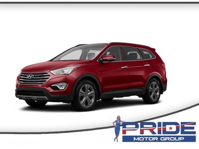 2015 Hyundai Santa Fe Limited SUV